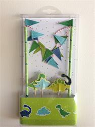 Cake Topper Kit Dinosaurs
