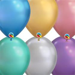 Qualatex Chrome latex balloons assortement