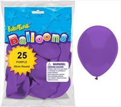 Funsational Purple 30cm 25cnt