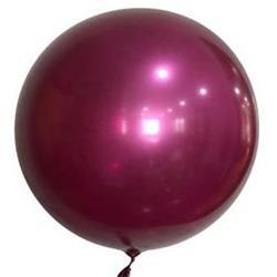 """Bobo Balloon Balls Plum 32"""" 82cm"""