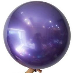"Bobo Balloon Balls Purple 32"" 82cm"