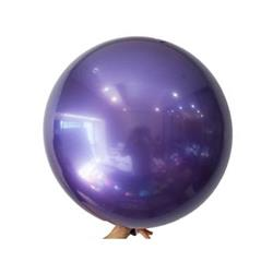 "Bobo Balloon Balls Purple18"" 45cm"