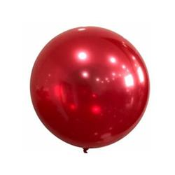 "Bobo Balloon Balls Red 18"" 45cm"