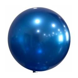 """Bobo Balloon Balls Blue 22"""" 55.8"""