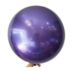 "Bobo Balloon Balls Purple 22"" 55.8"