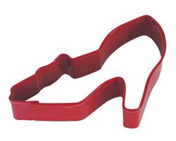 Cookie Cutter Poly Resin Coated High Heel Shoe 10.2cm