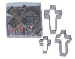 Cookie Cutter Set - Crosses