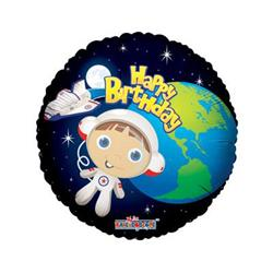Astronaut Boy Birthday 45cm