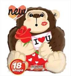 Gorilla In Love 45cm