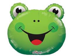 Frog Head Mini Shape