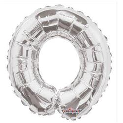 35cm Number 0 Silver with self sealing valve