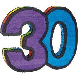 Pinata Number 30