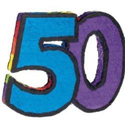 Pinata Number 50
