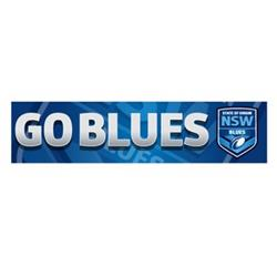 NSW Team Banner 195mm x 841mm