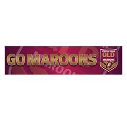 QLD Team Banner 195mm x 841mm
