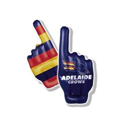 AFL Adelaide Crows Inflatable Hand