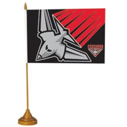 AFL Essendon Flag Desk