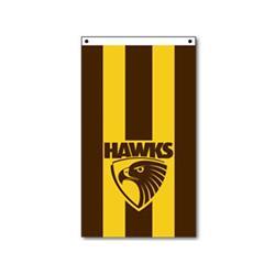 AFL Hawthorn Supporters Flag