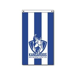 AFL Kangaroos Supporter Flag