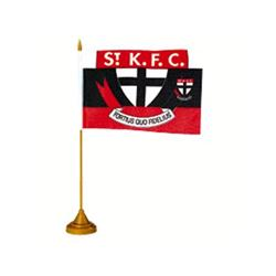 AFL St Kilda Flag Desk