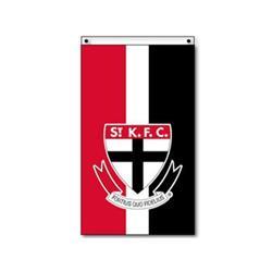 AFL St Kilda Supporter Flag