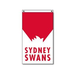 AFL Sydney Supporter Flag