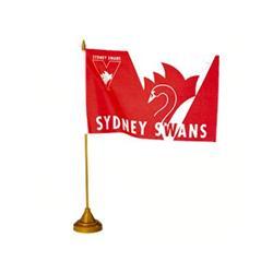 AFL Sydney Flag Desk