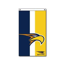 AFL West Coast Supporter Flag