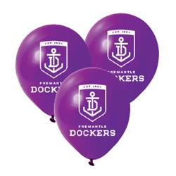 AFL Fremantle Balloons.