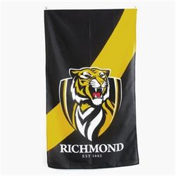 AFL Richmond Supporter Flag