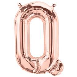 Letter Q 16' 40cm Rose Gold