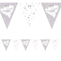 Paper Flag Bunting Engagement