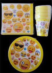 Smile Emoji Set.