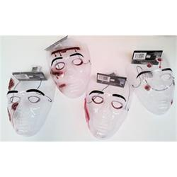 Wounded Face Mask Asst. Styles
