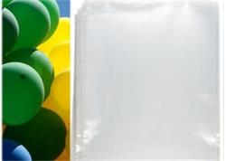 Clear Balloon Bags 2mtr x 103cm  20 per pack