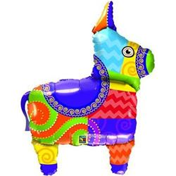 Pinata Patterns Helium Shape 100cm