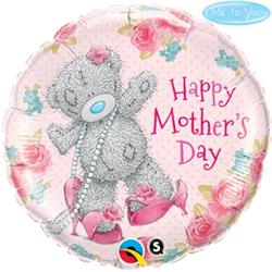 Qualatex Balloons Mothers Day Teddy Mothers Day 45cm