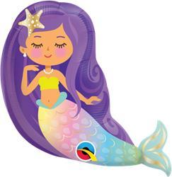 """Mermaid Mini Shape 14"""""""