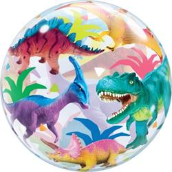 Bubble Colourful Dinosaurs 55cm