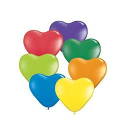 Hearts 15cm Carnival Assortment