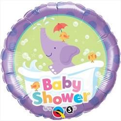 Qualatex Balloons Baby Shower Elephant 45cm