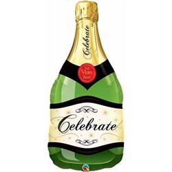 Celebrate Bubbly Wine Bottle 99cm