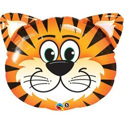 Qualatex Balloons Tickled Tiger 76cm