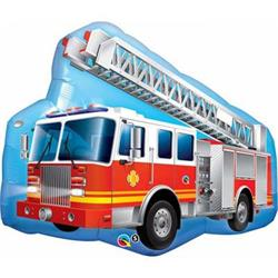 Red Fire Truck 91cm