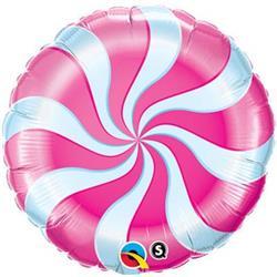 Candy Swirl Magenta 45cm