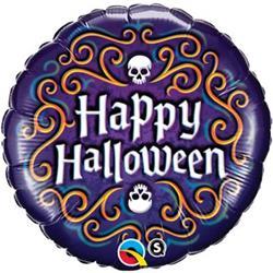 Halloween Skeleton Filigree 45cm
