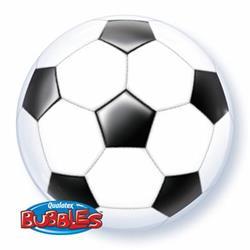 Soccer Ball Bubble 55cm