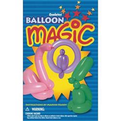 260Q Balloon Magic  Book
