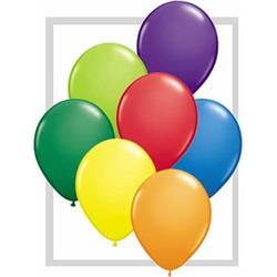 Qualatex Balloons Carnival Asst 12cm