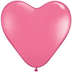 Hearts Latex Rose 38cm